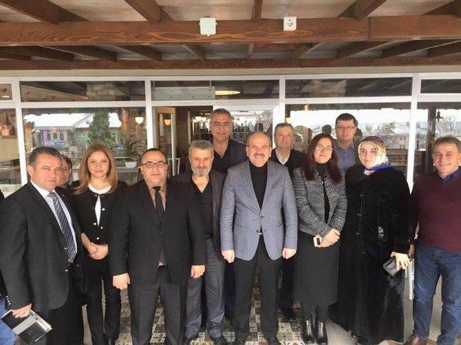 AK Parti Sosyal Politikalar Başkanlığı Toplantısı