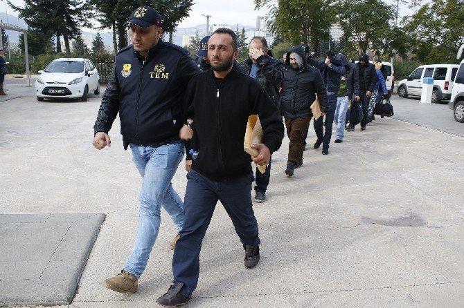 Antalya'da IŞİD Operasyonu