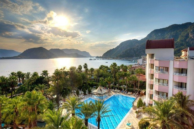 "Dünyanın En İyi ""First Choice"" Oteli Marmaris'ten"