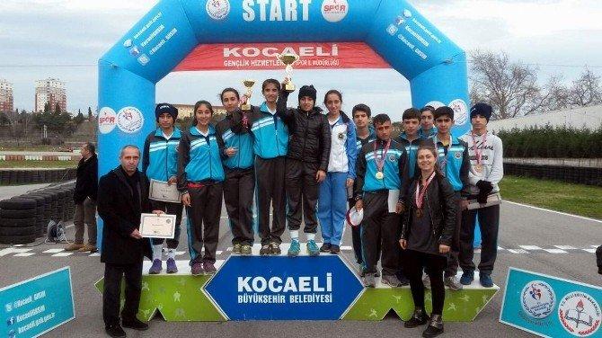 Aydın, Türkiye Kros Şampiyonası Biletini Aldı