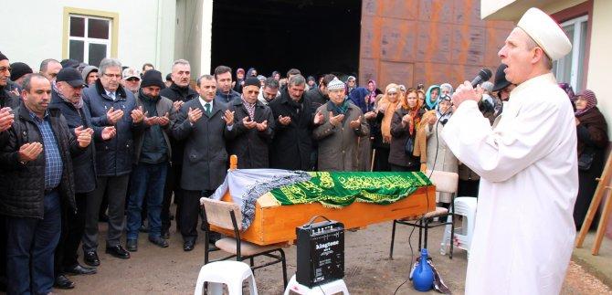 Bandırma'da kayarak düşen yaşlı kadın öldü