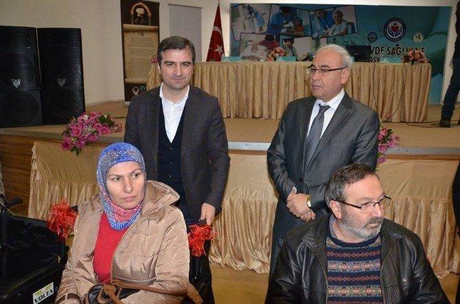 Başkan Yemenici Evde Sağlık Hizmeti Sempozyumuna Katıldı