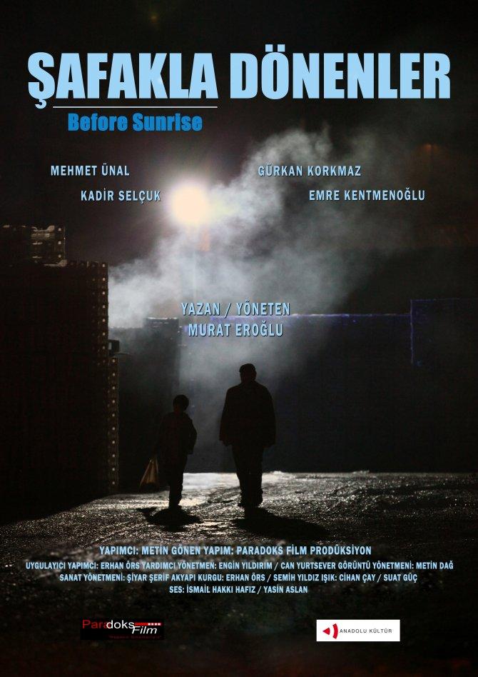 'Şafakla Dönenler' filmi 22 Ocak'ta vizyonda
