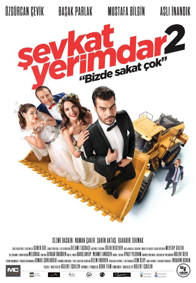 Şevkat Yerimdar 2 filmi, 22 Ocak'ta sinemalarda