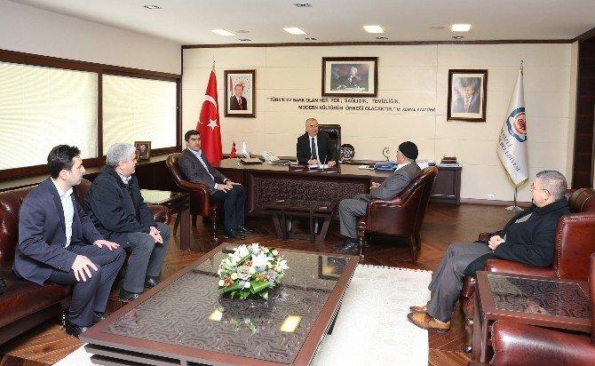 Denizli'den Gönderilen Yardımlar Bayırbucak Türkmenlerine Ulaştı