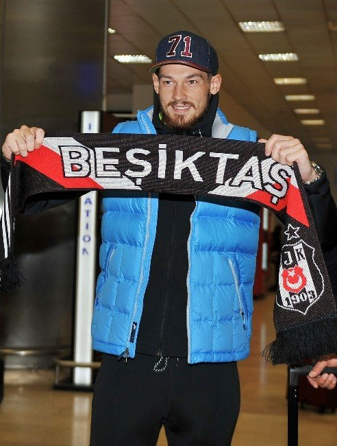 Denys Boyko İstanbul'da