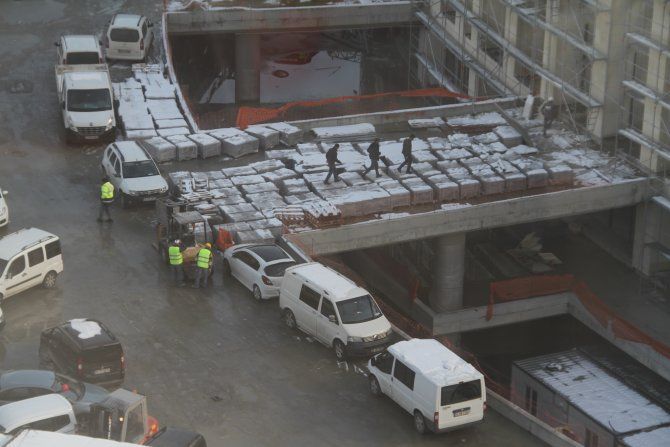 Vodafone Arena'da acı ölüm