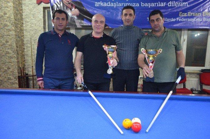 Bilardonun Kalbi Erzurum'da Attı