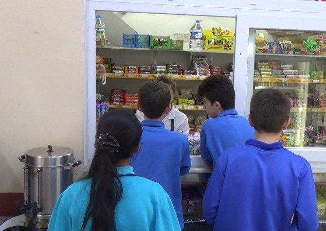 Bilecik'te Öğrenciler Sağlıklı Besleniyor