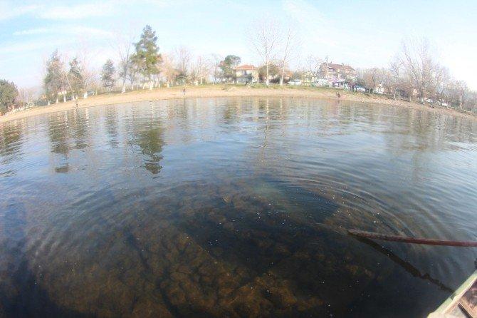 Gölün Altındaki Tarihten Hazine Çıktı