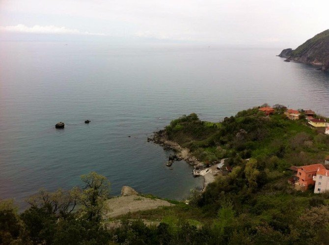 Cide Balıkçı Barınağı İhaleye Açıldı