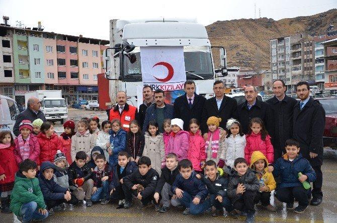 Darendelilerden, Türkmenlere Yardım Eli