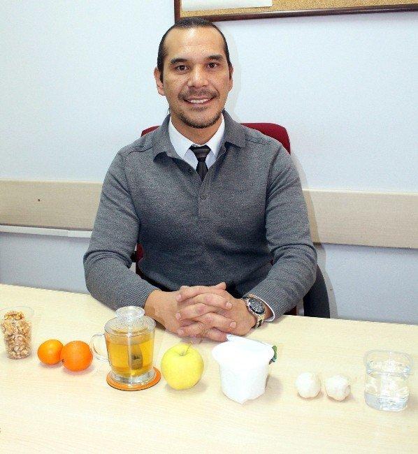 Kış Hastalıklarından Korunmak İçin 'Bol Sıvı' Önerisi
