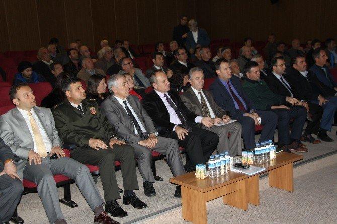 Didim'de Zeytin Budama Kursiyerleri Belgelerini Aldı