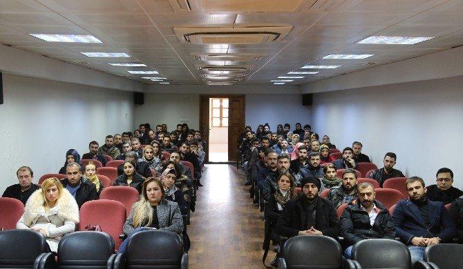 Diyarbakır'da 'Girişimcilik' Toplantısı