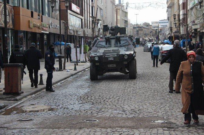 Sur'da Sokağa Çıkma Yasağı Ellinci Gününde