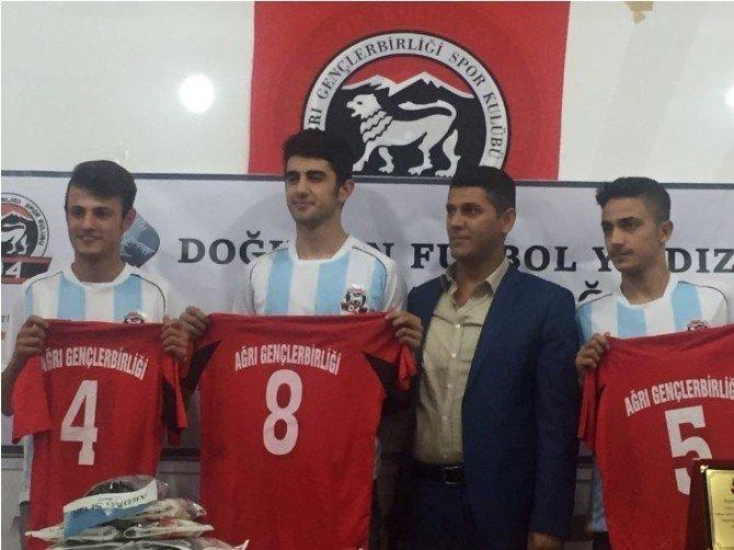 Doğunun Futbol Yıldızları Ağrı'dan Doğuyor Projesi