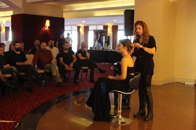 Karakaşoğlu Ve Bircan'dan 2016 Topuz Modası