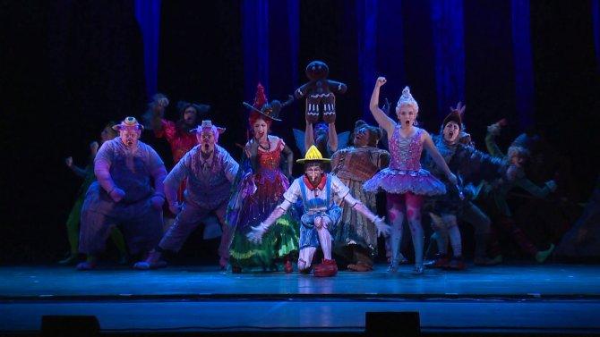 Broadway'in Yeşil Dev'i İstanbul'da