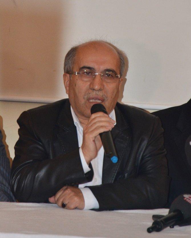 'Mescid-i Aksa'ya hizmet etmeyen her türlü siyasal açılımlara karşıyız'