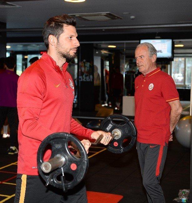 Galatasaray, Osmanlıspor Maçının Hazırlıklarına Başladı