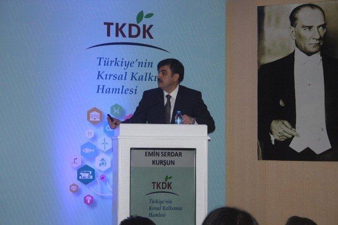 Giresun'da TKDK Ipard Iı Lansman Toplantısı Yapıldı