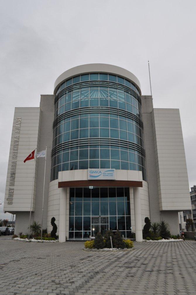 Coğrafi bilgi sistemiyle Güney Marmara Bölgesi'nin röntgeni çekildi