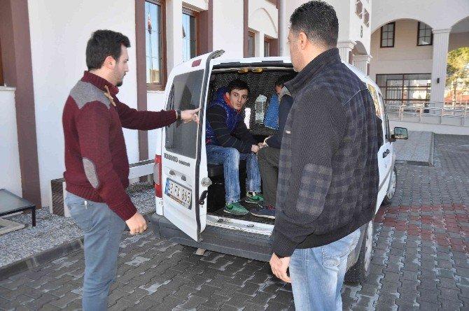 Gürcü Bisiklet Hırsızları Yakalandı