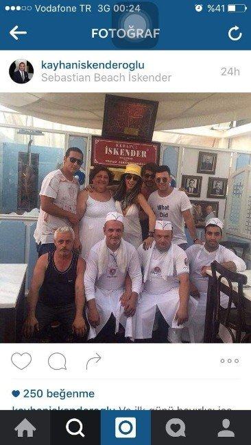 Ünlü Popçuların Bursa'da Kebap Atışması