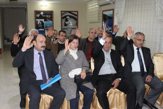 Arsuz Ve Çankaya Belediyesi Kardeş Şehir Oluyor