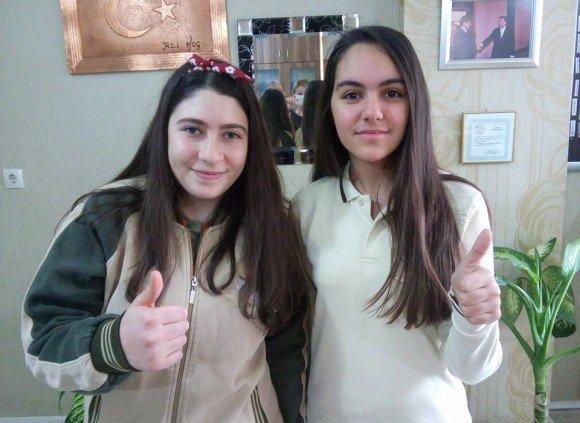 İskenderun TEOG Sınavı'nda İki Türkiye Birincisi Çıkardı
