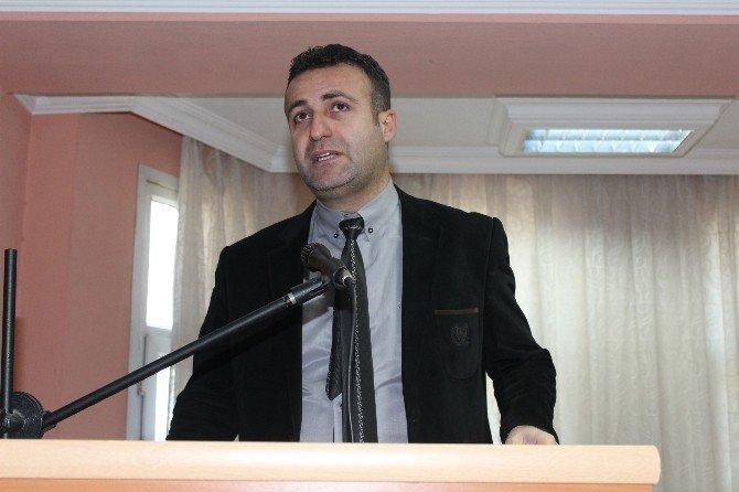 Alaşehir'de Kaçak Yapılaşmaya Karşı Toplantı
