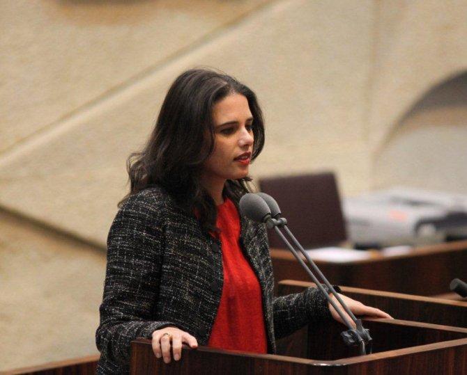 İsrail Adalet Bakanı'ndan bağımsız Kürt devleti çıkışı