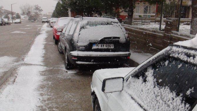 İzmirliler karın keyfini çıkardı