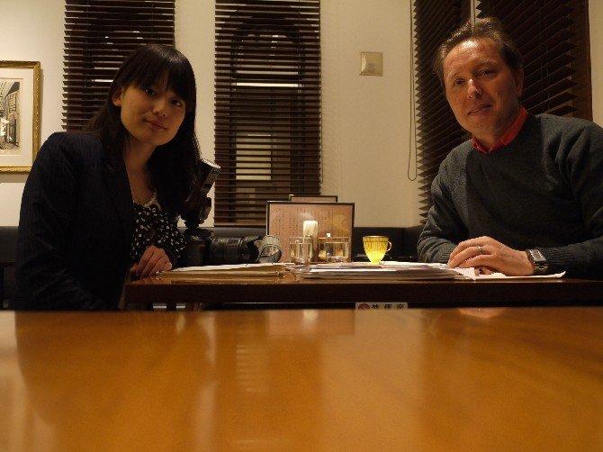 Ensici, Türkıye İle Japonya İlişkilerini Geliştiriyor