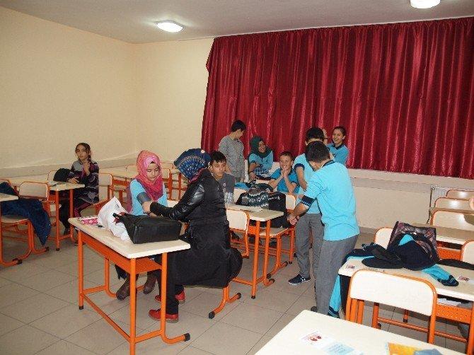 Kahramanmaraş'ta Öğrencilere Sağlık Taraması