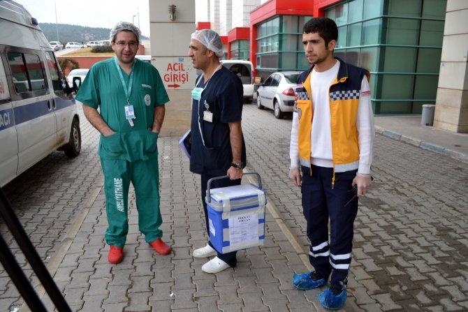 8 yaşındaki Aslan'ın organları 3 kişiye umut oldu