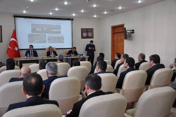 Kars'ta 2016 Yılının İlk İl Koordinasyon Kurulu Toplantısı Yapıldı
