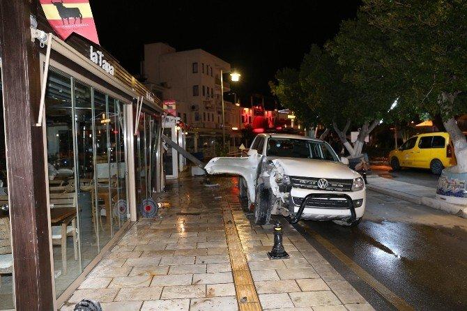 Kaza Anı Güvenlik Kameralarında