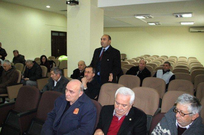 Kdz. Ereğli'de Tarım Ve Hayvancılık Masaya Yatırıldı