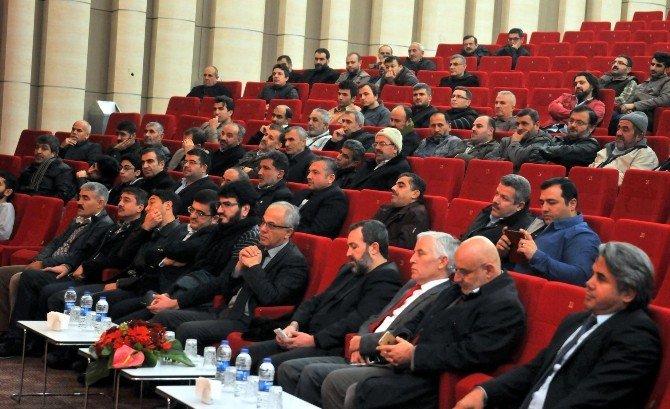 Kepez'de 'Medeniyet Kardeşliği' Konferansı