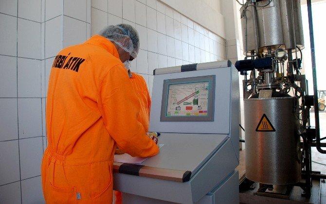 Konya'da Günlük 6 Ton Tıbbi Atık Bertaraf Ediliyor
