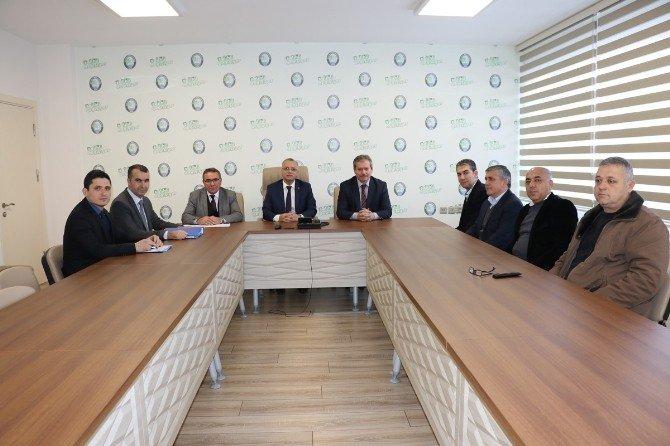 Salihli'de Otogar Esnafının Sorunları Çözülecek