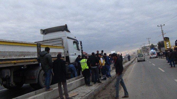 Kızıltepe'de Trafik Kazası: 1 Ölü