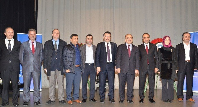 Trabzon'da 'Türkiye, Ortadoğu Ve Dünya' Konulu Konferans