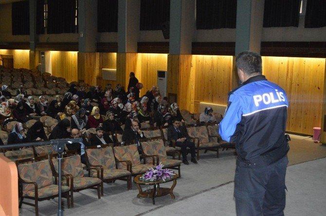 Müftülük Personeline Bilgilendirme Toplantısı Yapıldı