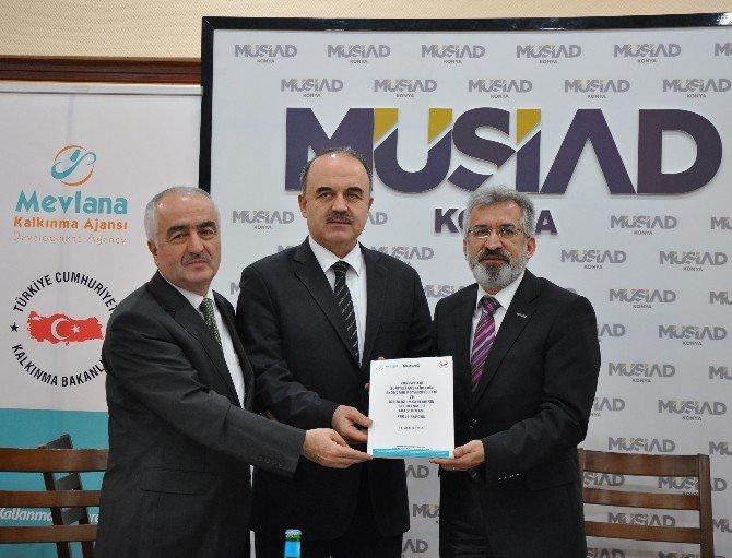 Konya'daki Suriyelilerin Ekonomik Potansiyelleri Araştırıldı