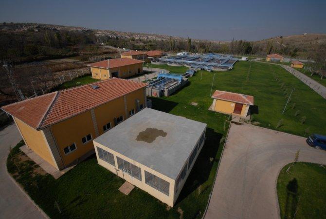 Nevşehir'de 30 milyon metreküp atık su arıtıldı