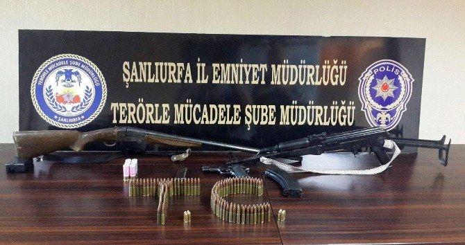 Şanlıurfa'da Halktan Zorla Para Toplayan PKK'lılar Yakalandı
