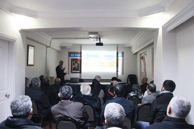 Karaman Arıtma Tesisi'nin Üstü Kapatılıyor